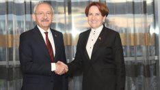 Kemal Kılıçdaroğlu ile Meral Akşener iftar yemeğinde ne konuştu?