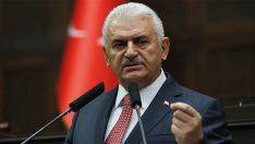 Başbakan Yıldırım'dan Rakka açıklaması