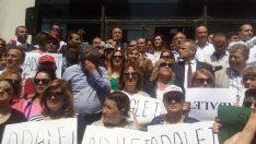 'Adalet Yürüyüşü'ne İzmir'den destek