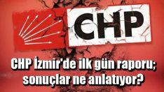 CHP İzmir'de ilk gün raporu; sonuçlar ne anlatıyor?
