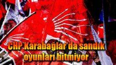 CHP Karabağlar'da sandık oyunları bitmiyor