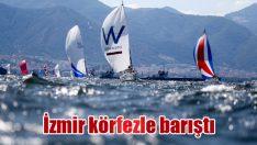 İzmir körfezle barıştı