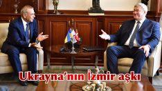 Ukrayna'nın İzmir aşkı