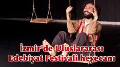 İzmir'de Uluslararası Edebiyat Festivali heyecanı