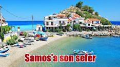 Samos'a son sefer
