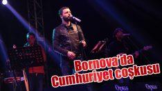 Bornova'da Cumhuriyet coşkusu