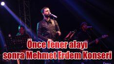 Bornovalılar Cumhuriyet Bayramı'nı Mehmet Erdem konseriyle kutlayacak