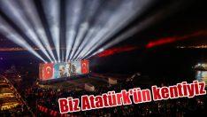Biz Atatürk'ün kentiyiz