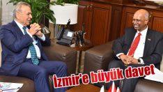 İzmir'e büyük davet