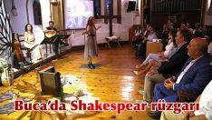 Buca'da Shakespear rüzgarı
