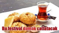 Bu festival damak çatlatacak