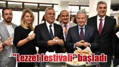 """""""Lezzet festivali"""" başladı"""