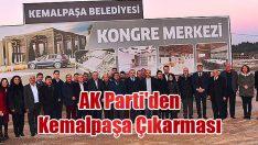 AK Parti'den Kemalpaşa Çıkarması