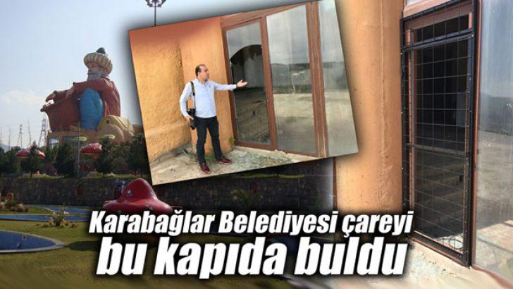 Karabağlar Belediyesi çareyi bu kapıda buldu