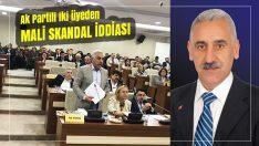 Karabağlar Belediyesinde mali skandal iddiası