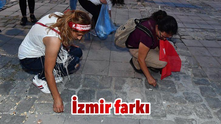 İzmir farkı