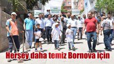 Herşey daha temiz Bornova için