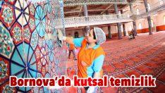 Bornova'da kutsal temizlik