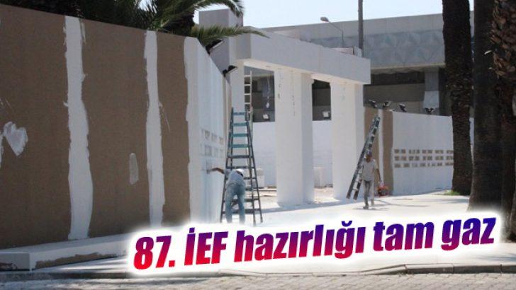 87. İEF hazırlığı tam gaz