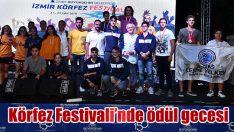 Körfez Festivali'nde ödül gecesi
