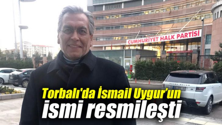 Torbalı'da İsmail Uygur'un ismi resmileşti