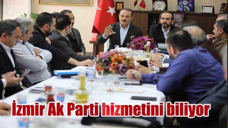 Koordinatör Özdemir'den 'İzmir' vurgusu