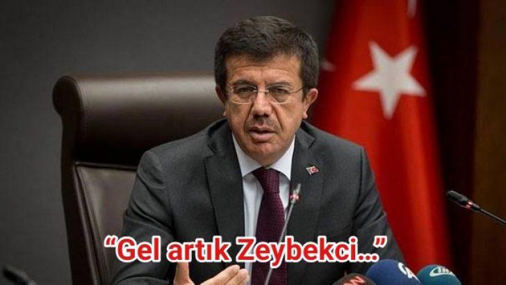 """GEL ARTIK ZEYBEKCİ…"""