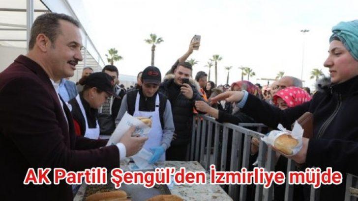 AK Partili Şengül'den kentsel dönüşüm müjdesi
