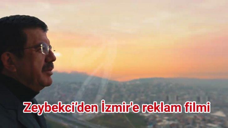 Zeybekci'den İzmir'e reklam filmi