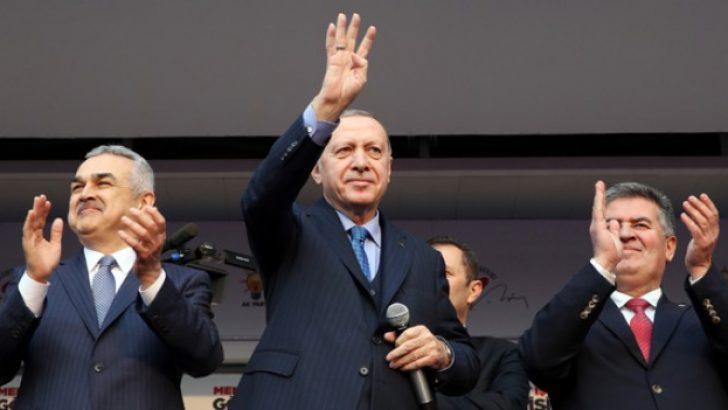 Erdoğan İzmir'emüjdeyi verdi