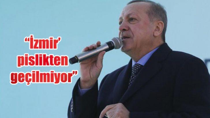 """""""İzmir pislikten geçilmiyor"""""""