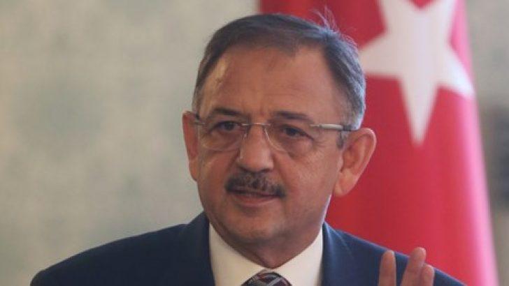 Mehmet Özhaseki'den ittifak açıklaması