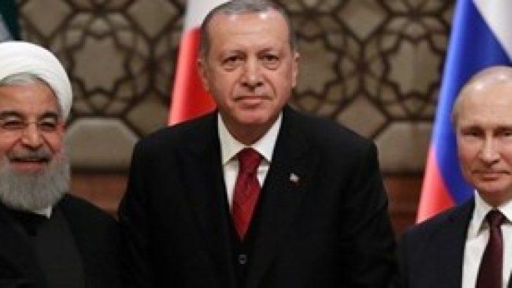 Cumhurbaşkanlığı, Soçi Zirvesi'ne ilişkin açıklama yaptı