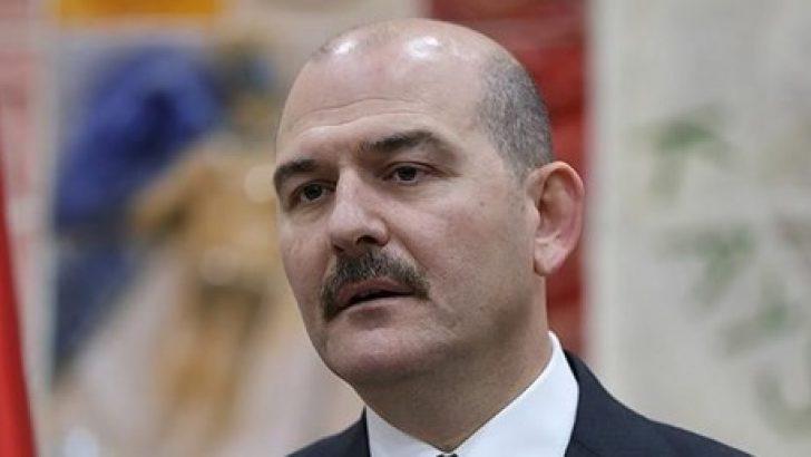 İçişleri Bakanı Soylu: Bomba yüklü araç yakalandı
