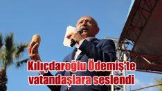 Kılıçdaroğlu Ödemiş'te vatandaşlara seslendi
