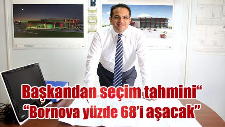 """""""Millet İttifakı, İzmir ve Bornova'da yüzde 68'i mutlaka aşacak"""""""