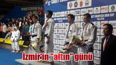 """İzmir'in """"altın"""" günü"""