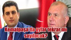 Kemalpaşa'da oylar tekrar mı sayılacak?