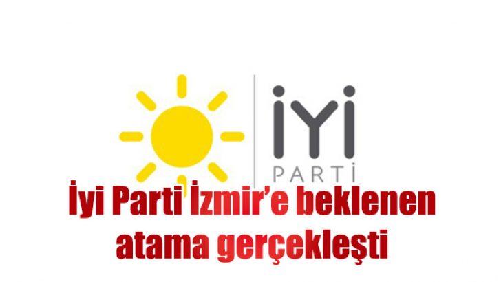 İYİ Parti Foça'ya atama yapıldı