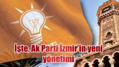 AK Parti İzmir listesi tartışma yarattı!