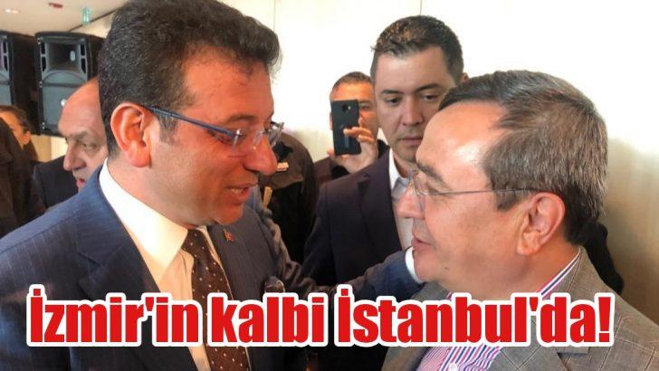 BAŞKAN BATUR, İMAMOĞU'NA DESTEK İÇİN İSTANBUL'DA