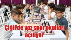 Çiğli'de yaz spor okulları açılıyor