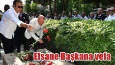 Ahmet Piriştina 15'inci yıldönümünde anıldı
