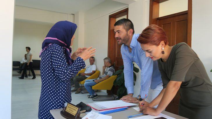 Foça Belediyesi kendi imkanları ile yenilendi