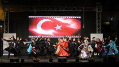 KONAK, TÜRKİYE'Yİ GURURLA TEMSİL ETTİ
