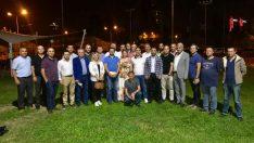 İzmir'de Emektar Gençler Toplandı