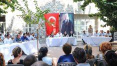 Seferihisar Belediyesi Eylül Ayı Meclis Toplantısı halkla iç içe gerçekleşti