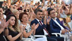 Dikili Festivaline Muhteşem Kapanış