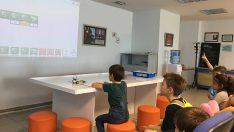 Özdilek İzmir AVM 'den Çocuklara Robotik Kodlama Kursu