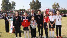 Güzelbahçe Cumhuriyet Bayramı'nı Coşkuyla Kutladı